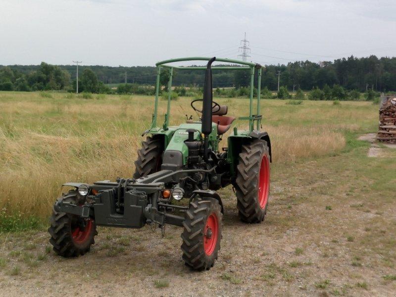 Geräteträger des Typs Fendt 231 GT, Gebrauchtmaschine in Scheinfeld (Bild 3)