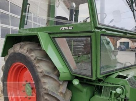 Geräteträger des Typs Fendt 275 GT, Gebrauchtmaschine in Kleinlangheim - Atzhausen (Bild 3)