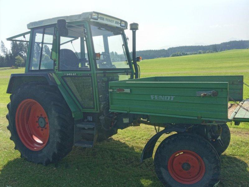 Geräteträger типа Fendt 345 GT, Gebrauchtmaschine в Marktoberdorf (Фотография 1)