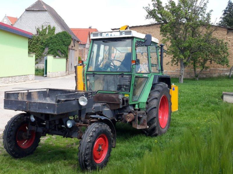 Geräteträger des Typs Fendt 345 GT, Gebrauchtmaschine in Mücheln (Bild 2)