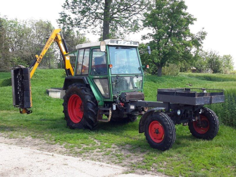 Geräteträger des Typs Fendt 345 GT, Gebrauchtmaschine in Mücheln (Bild 1)