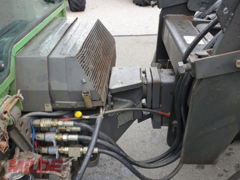 Geräteträger des Typs Fendt 365 GTA, Gebrauchtmaschine in Creußen (Bild 11)