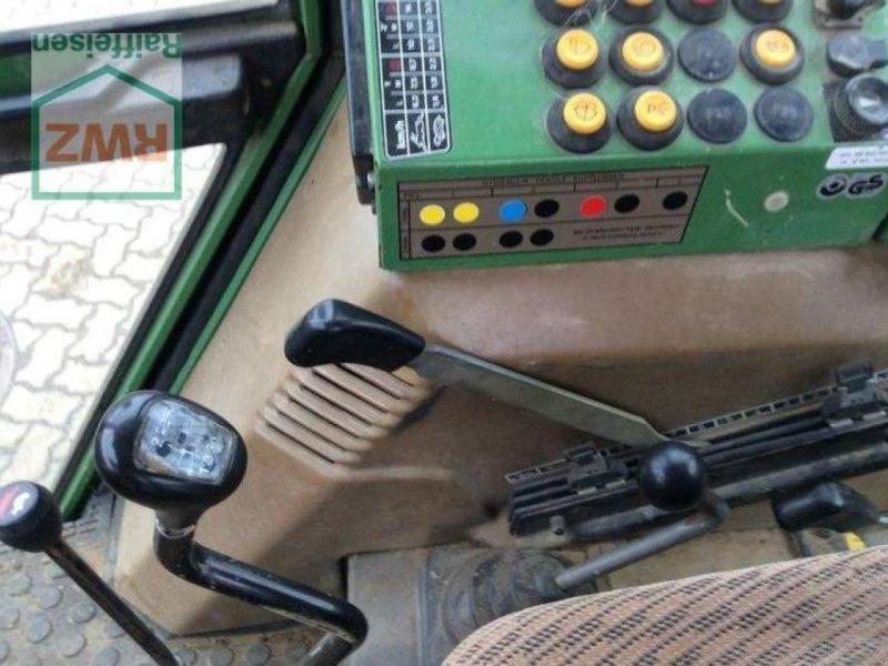 Geräteträger des Typs Fendt 365 GTA, Gebrauchtmaschine in Kruft (Bild 2)