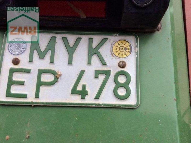 Geräteträger des Typs Fendt 365 GTA, Gebrauchtmaschine in Kruft (Bild 3)
