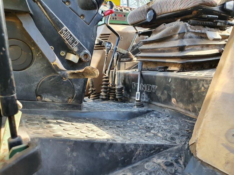 Geräteträger des Typs Fendt 380 GHA, Gebrauchtmaschine in Gablingen (Bild 4)