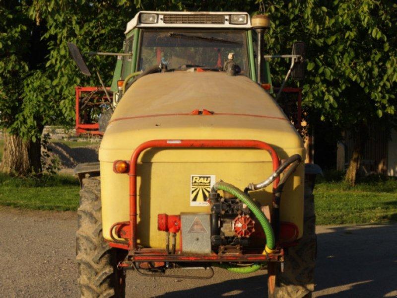Geräteträger des Typs Fendt 380 GTA, Gebrauchtmaschine in Ebersbach Musbach (Bild 2)