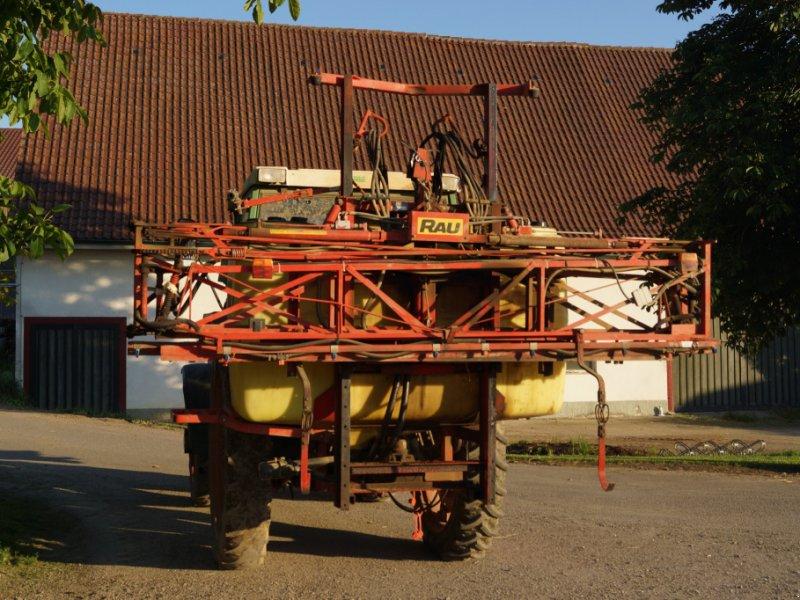 Geräteträger des Typs Fendt 380 GTA, Gebrauchtmaschine in Ebersbach Musbach (Bild 3)