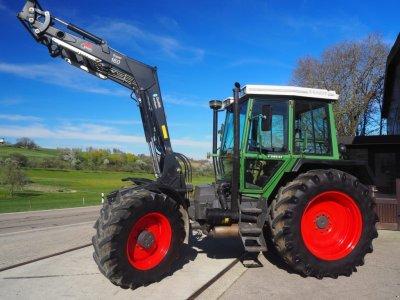 Neue und gebrauchte Geräteträger Traktoren bei technikboerse.com