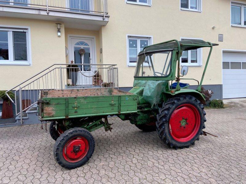 Geräteträger du type Fendt F 255 GT, Gebrauchtmaschine en Marktoffingen (Photo 1)