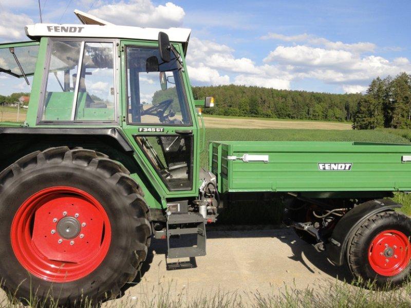 Geräteträger des Typs Fendt F345 GT, Gebrauchtmaschine in Michelsneukirchen (Bild 1)
