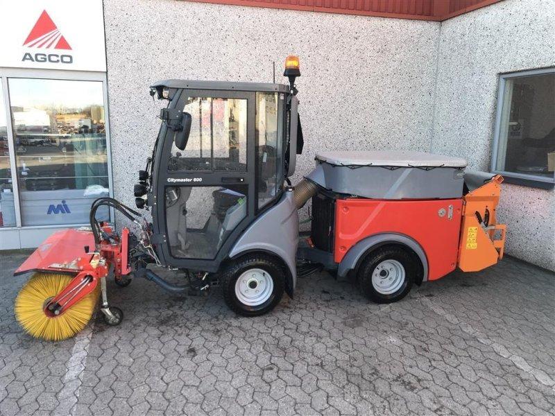 Geräteträger типа Hako Citymaster 600 spar over kr. 200.000.-  !, Gebrauchtmaschine в Helsinge (Фотография 1)