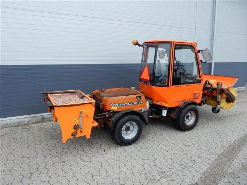 Geräteträger типа Holder C 230 MultiPark, Gebrauchtmaschine в Havdrup (Фотография 1)