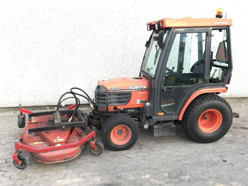 Geräteträger типа Kubota B 2410 vnr 837641  kost, dozer og klipper, Gebrauchtmaschine в Helsinge (Фотография 1)
