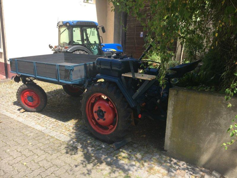 Geräteträger des Typs Lanz Alldog A 1215, Gebrauchtmaschine in Lörrach (Bild 2)