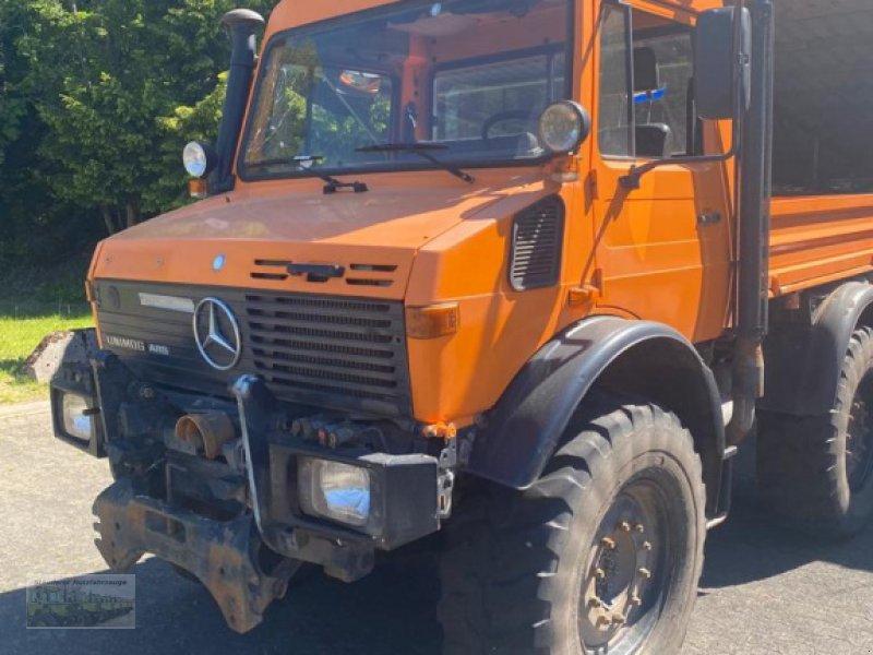 Geräteträger типа Mercedes-Benz Unimog U 1600 Agrar, Gebrauchtmaschine в Kienberg (Фотография 1)