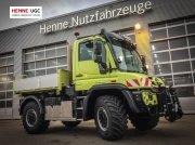 Geräteträger del tipo Mercedes-Benz Unimog U 430 Agrar, Gebrauchtmaschine en Heimstetten