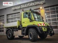 Mercedes-Benz Unimog U 430 Agrar Tractor portaherramientas