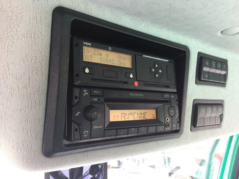 Geräteträger des Typs Mercedes-Benz Unimog U430 Agrar, Gebrauchtmaschine in Heimstetten (Bild 21)