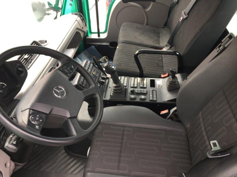 Geräteträger des Typs Mercedes-Benz Unimog U430 Agrar, Gebrauchtmaschine in Heimstetten (Bild 23)