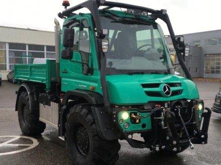 Mercedes-Benz Unimog U530 Agrar mit EU-Traktor Zulassung Nośnik narzędzi