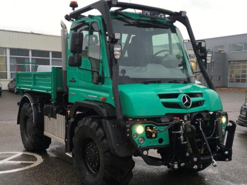 Geräteträger tipa Mercedes-Benz Unimog U530 Agrar mit EU-Traktor Zulassung, Gebrauchtmaschine u Heimstetten (Slika 1)