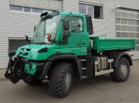 Mercedes-Benz Unimog U530 Agrar suport pt. Aparate