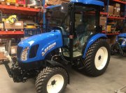 New Holland Boomer 54D Easydrive Zuidberg frontlift og pto Porte-outils