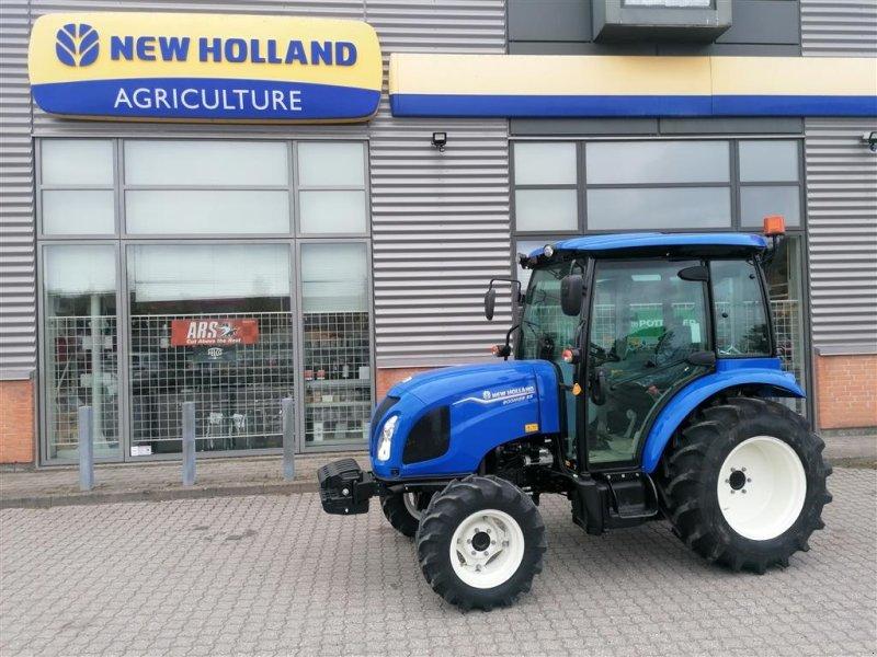 Geräteträger типа New Holland Boomer 55 Stage V, Gebrauchtmaschine в Roskilde (Фотография 1)
