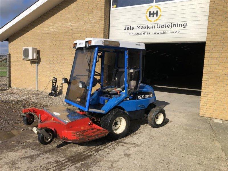 Geräteträger типа New Holland MC35 Trimax R2K 180 FK klipper., Gebrauchtmaschine в Rødding (Фотография 1)