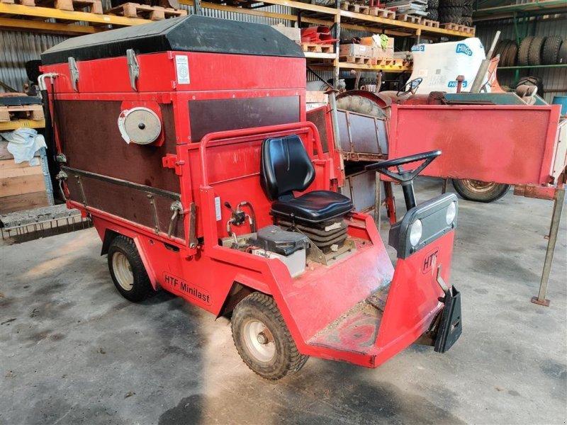 Geräteträger типа Sonstige Minilaster Diesel inkl. løvsuger og 3x skiftelad, Gebrauchtmaschine в Lemvig (Фотография 1)