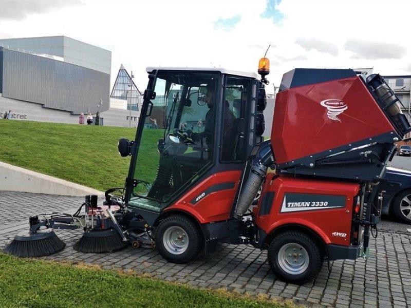 Geräteträger типа Timan 3330 4WD, Gebrauchtmaschine в Nørresundby (Фотография 1)