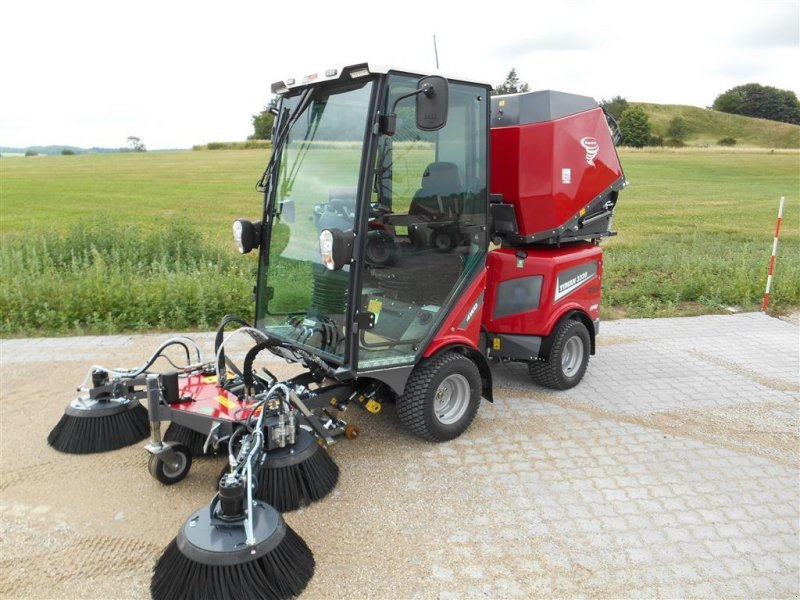 Geräteträger типа Timan 3330 4WD, Gebrauchtmaschine в Mern (Фотография 1)