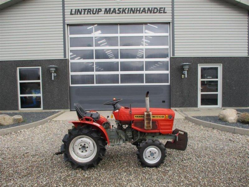 Geräteträger des Typs Yanmar YM1510D 3cyl diesel, 4wd traktor, Gebrauchtmaschine in Lintrup (Bild 1)