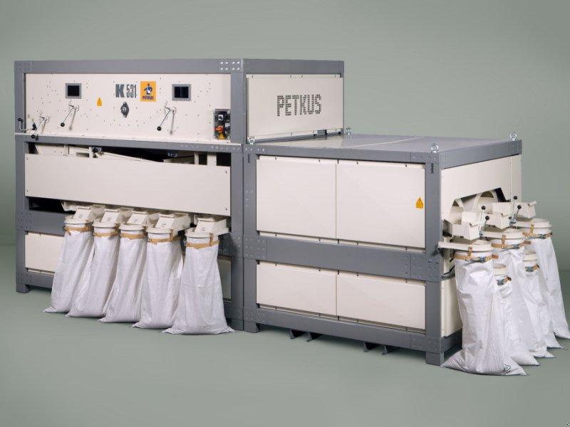 Getreidereinigung типа Petkus Saatgutbereiter Type K531 + K541, Neumaschine в Niederfellabrunn (Фотография 1)