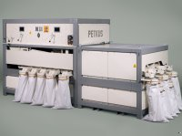 Petkus Saatgutreiniger K531-K541 Getreidereinigung