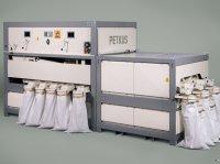 Petkus Saatgutreiniger Type K541+K531 Getreidereinigung