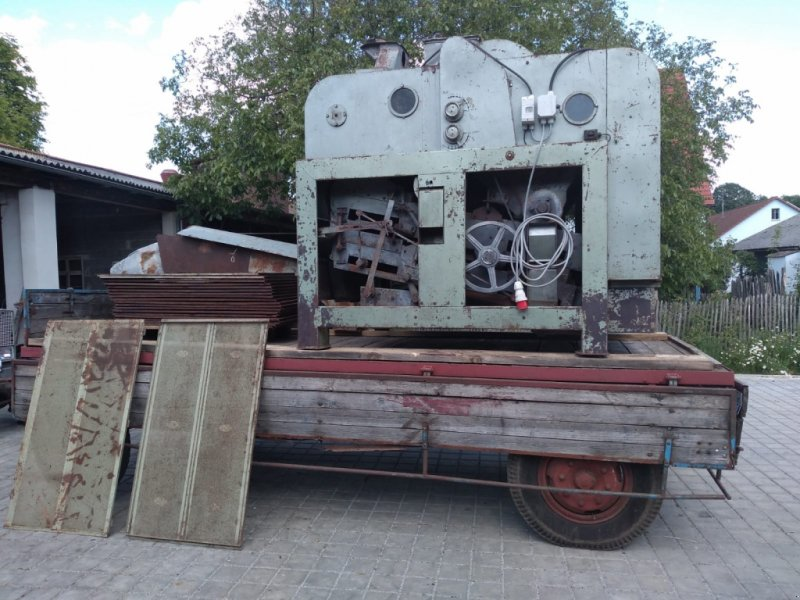Getreidereinigung tip Schmidt 30-40t/h, Gebrauchtmaschine in Altdorf  (Poză 2)