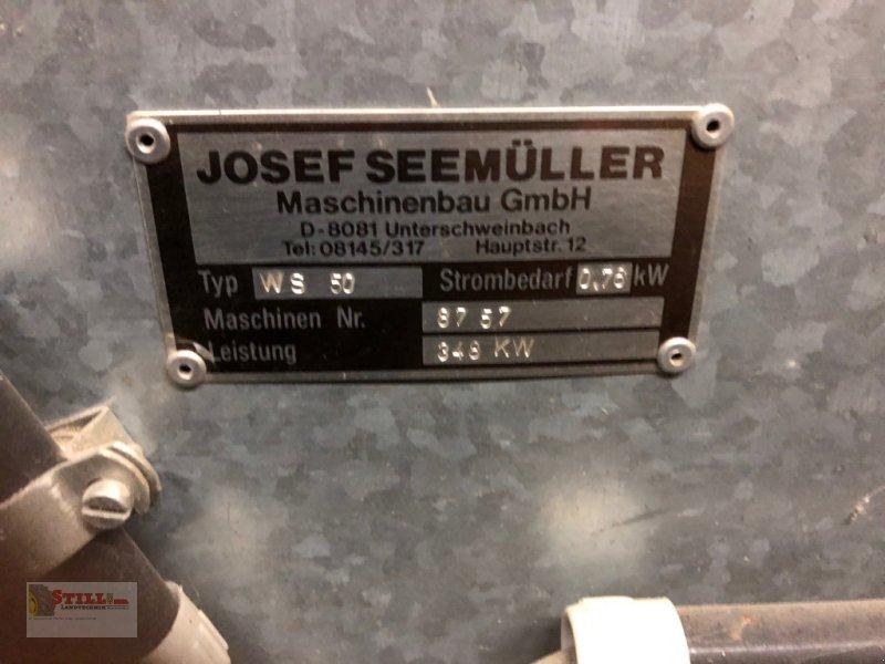 Getreidetrocknung des Typs Seemüller WS 50, Gebrauchtmaschine in Niederviehbach (Bild 2)