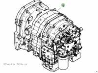 John Deere Getriebe 6310/6410 Getriebe & Getriebeteile