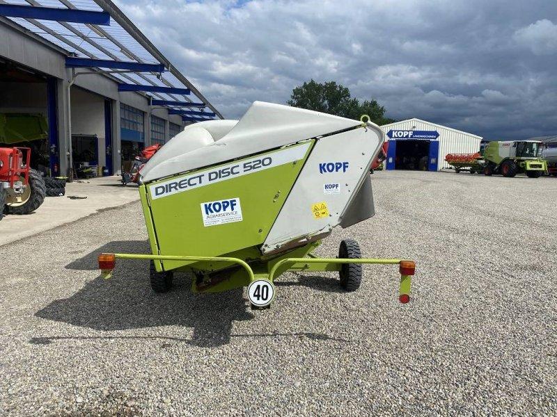 GPS Schneidwerk des Typs CLAAS Direct Disc 520 Tpy 492 Contour, Gebrauchtmaschine in Schutterzell (Bild 1)