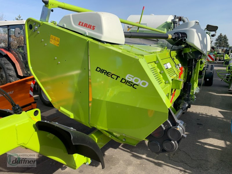 GPS Schneidwerk типа CLAAS Direct Disc 600, Neumaschine в Hohentengen (Фотография 1)