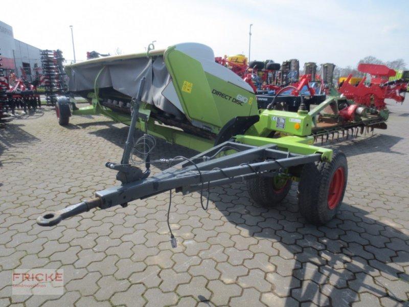 GPS Schneidwerk типа CLAAS DIRECT DISC 610 CONTOUR PRO NT, Gebrauchtmaschine в Bockel - Gyhum (Фотография 1)