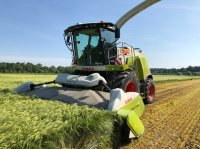 CLAAS Direct Disc 610 Pro NT GPS sjetveni mehanizam