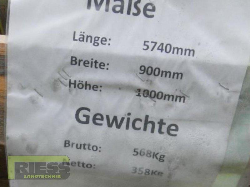 GPS Schneidwerk tipa CLAAS Schnecke DirectDisc, Gebrauchtmaschine u Homberg (Ohm) - Maulbach (Slika 5)