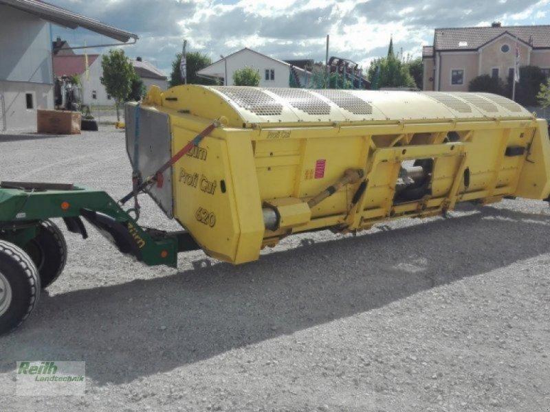 GPS Schneidwerk des Typs Zürn Profi Cut 620 GPS, Gebrauchtmaschine in Brunnen (Bild 1)