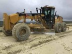 Grader des Typs Caterpillar 14M in NB Beda