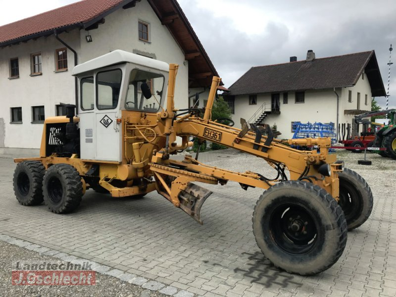 Grader des Typs O&K EH361, Gebrauchtmaschine in Mühldorf (Bild 7)