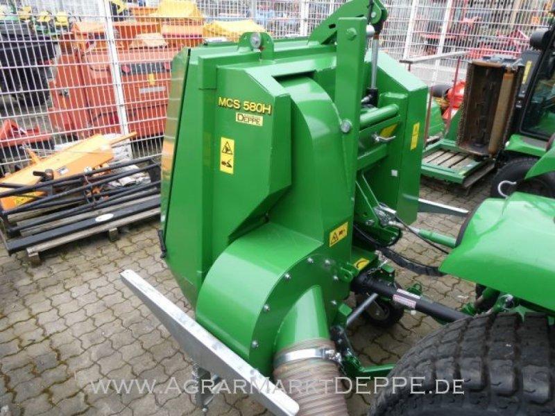 Grasaufsammelsystem типа John Deere MCS 580H, Gebrauchtmaschine в Lauterberg/Barbis (Фотография 1)