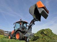Kubota CLS1050   Hochentlerung Grasaufsammelsystem
