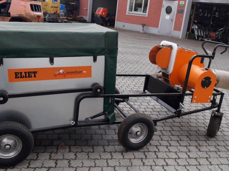 Grassammelcontainer & Laubsammelcontainer typu Eliet cameleon, Gebrauchtmaschine w Freising (Zdjęcie 9)